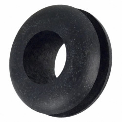 "RUBBER GROMMETS 3/8"" 10PCS"