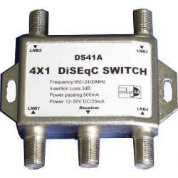 DISECQ SWITCH 4X1
