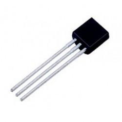 TRANSISTOR 2N5089 (NTE47) 30V 0.5A NPN, 5PCS/PKG