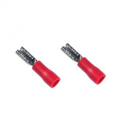 QUICK CONNECTORS (FEMALE) F1-2.8 10PCS