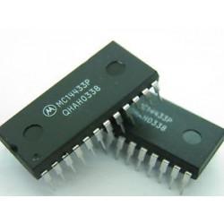 MC14433P CMOS LSI 3-1/2 DIGIT A/D CONVERTER