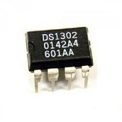 IC DS1302 TRICKLE CHARGE TIMEKEEPING CHIP