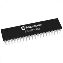 IC PIC18F4455I/P