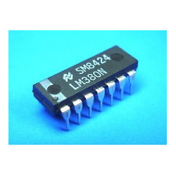IC LM380 AUDIO AMP 14-PIN DIP