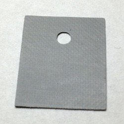MICA SHEET, 25.0x37.5mm, 5PCS/PKG