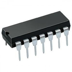 IC, CA3146, TRANSISTOR ARRAY
