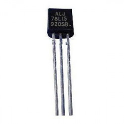 IC,REGULATOR,78L15,+15V,0.1A