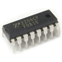 IC XR-2206 FUNCTION GENERATOR IC