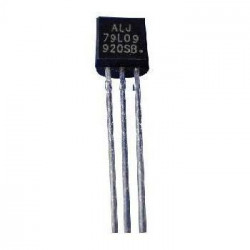 IC,REGULATOR,79L09,-9V,0.1A