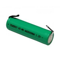 BATTERY RECHARGABLE AA NiMH 1.2V 2000mAh