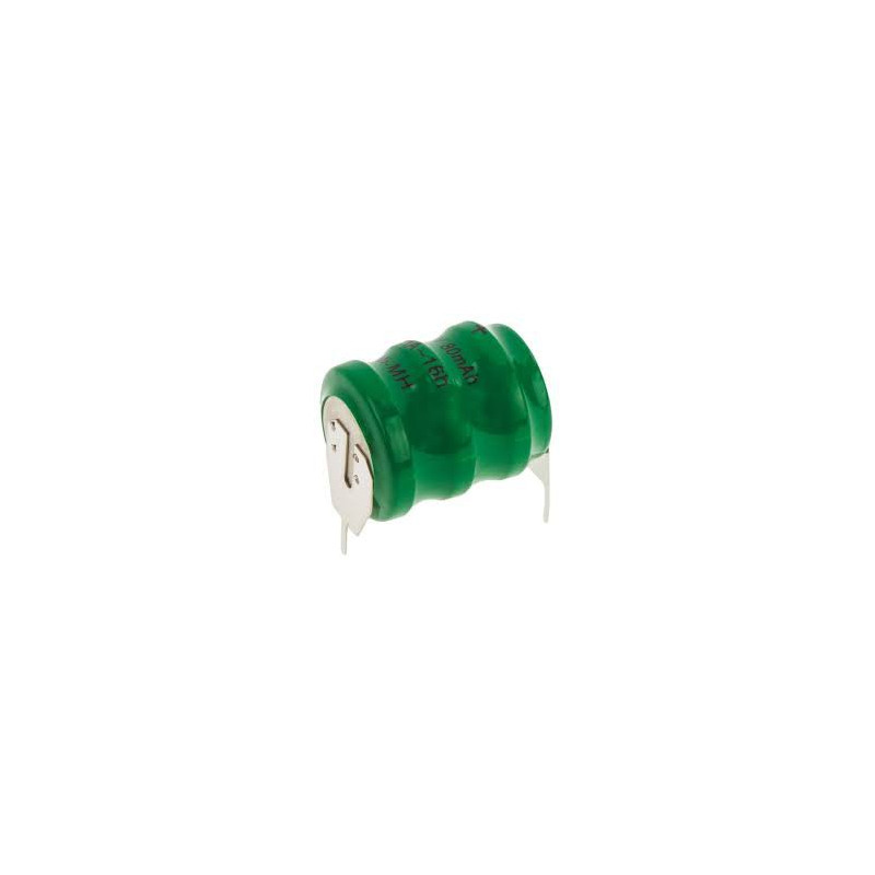 BATTERY, RECHARGEABLE, NiMH, 3.6V, 80Ah