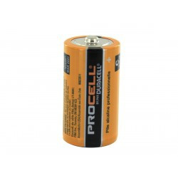 BATTERIES ADRY0015 ALKALINE D CELL 2PCS/PKG