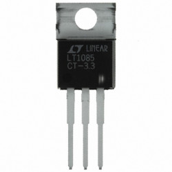 IC LT1085CT 3.3V 3A LDO ADJUSTABLE LINEAR REG