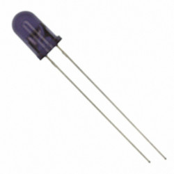 INFRARED EMITTER, 5MM, 950NM, 100mA, LD271