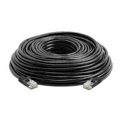 ETHERNET CABLE RJ-45 UTP C.5E PIN1236 X-OVER 100FT