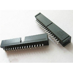 IDE / IDC EDGE SOCKET MOUNT CONNECTOR 34PIN