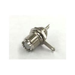 MINI UHF CHASSIS JACK 21-538-0