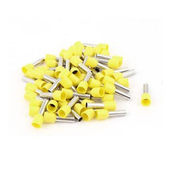 TERMINALS E1508 TG-JTT YELLOW 20PCS