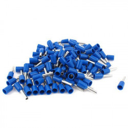 TERMINALS E1508 TG-JTT BLUE 20PCS