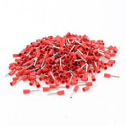 TERMINALS E7508 RED 20PCS