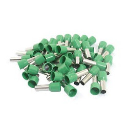 TERMINALS E7508 GREEN 20PCS