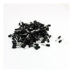 TERMINALS E1008 TG-JT BLACK 20PCS