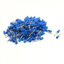 TERMINALS E0508 BLUE 20PCS