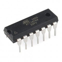 ATTINY84 MICRO CONTROLLER 8KB FLASH