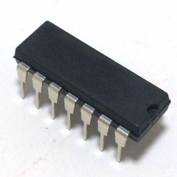 IC CMOS 4026BE DECADE COUNTER/DIVIDER