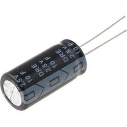 ELECTROLYTIC CAP 2.5V 10F (SUPER CAP)