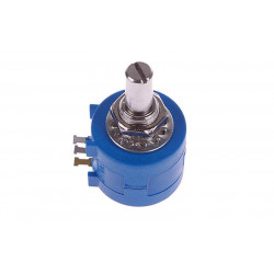 TRIMMER POTENTIOMETER 500OHM 10 TURNS