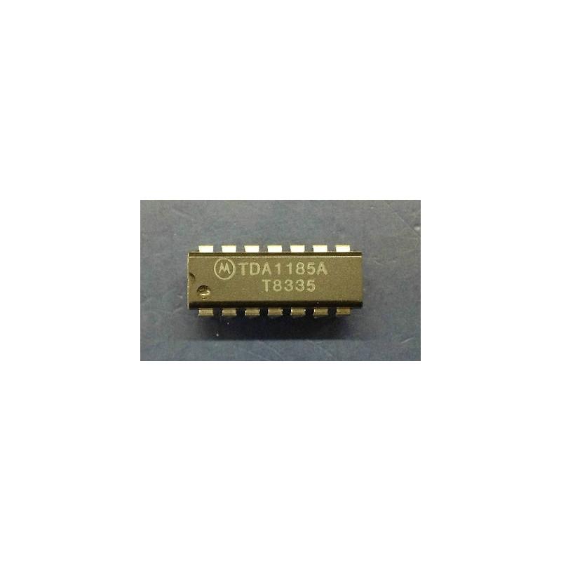 IC TDA1185 TRIAC PHASE ANGLE CONTROLLER