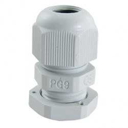 FITTING WATER PROOF PG-9 WHITE