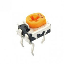 TRIMMER POTENTIOMETER (B) 220OHM 2PCS
