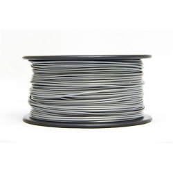 3D PRINTER FILAMENT PLA 3.0MM 0.5KG GREY