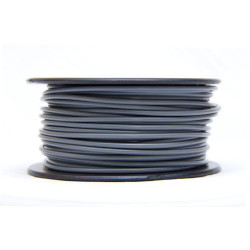 3D PRINTER FILAMENT ABS 3.0MM 0.5KG GREY