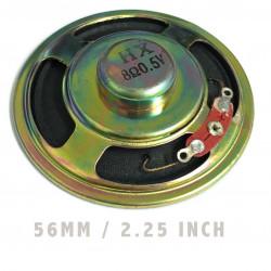 "SPEAKER 2.25"" METAL 8-OHM YD-58-1"