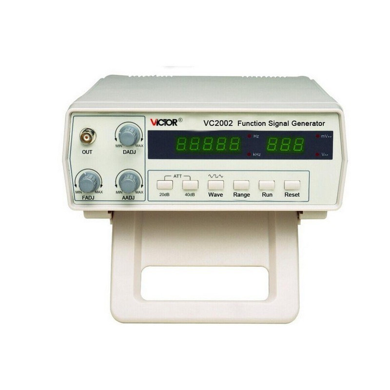 VICTOR VC2002 FUNCTION GENERATOR