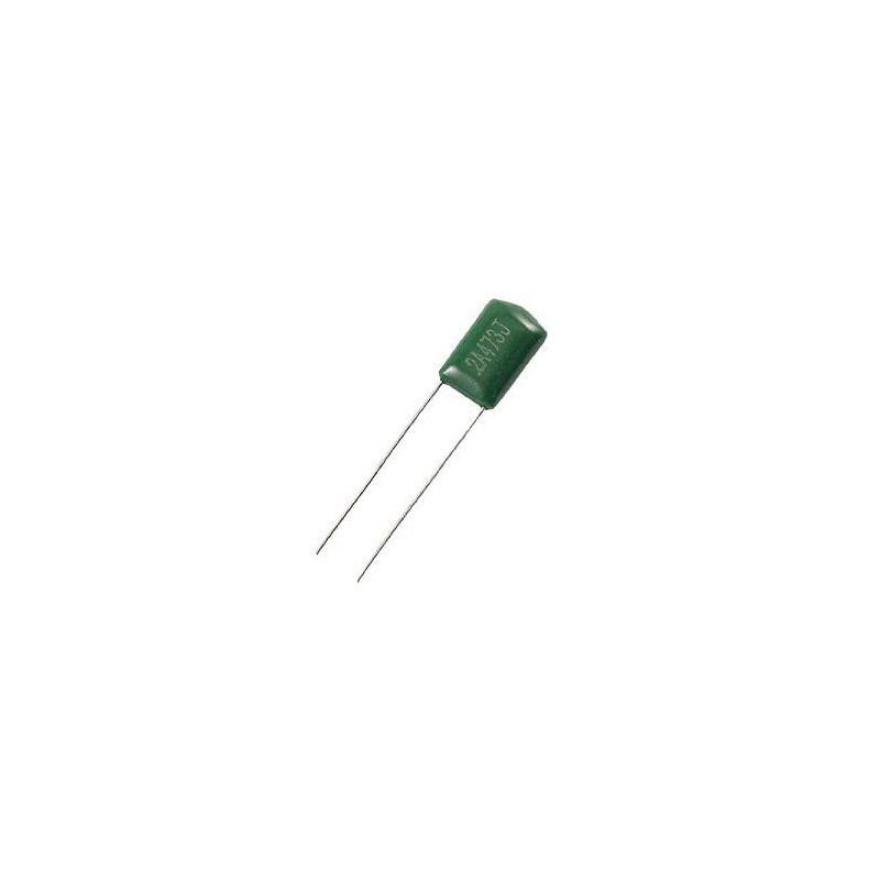 MYLAR CAP 100V 0.12UF 10PCS