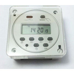WATERPROOF BOX FOR DIGIT TIMER