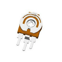TRIMMER POTENTIOMETER SM-083 220OHM 3PCS