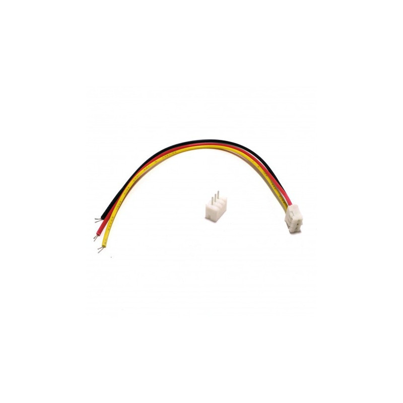 JUMPER WIRE, JST, 3PIN, 1.5MM