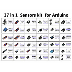 ARDUINO DIY SENSORS KIT 37 IN 1