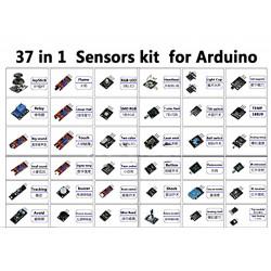 ARDUINO DIY SENSORS KIT 37 IN 1