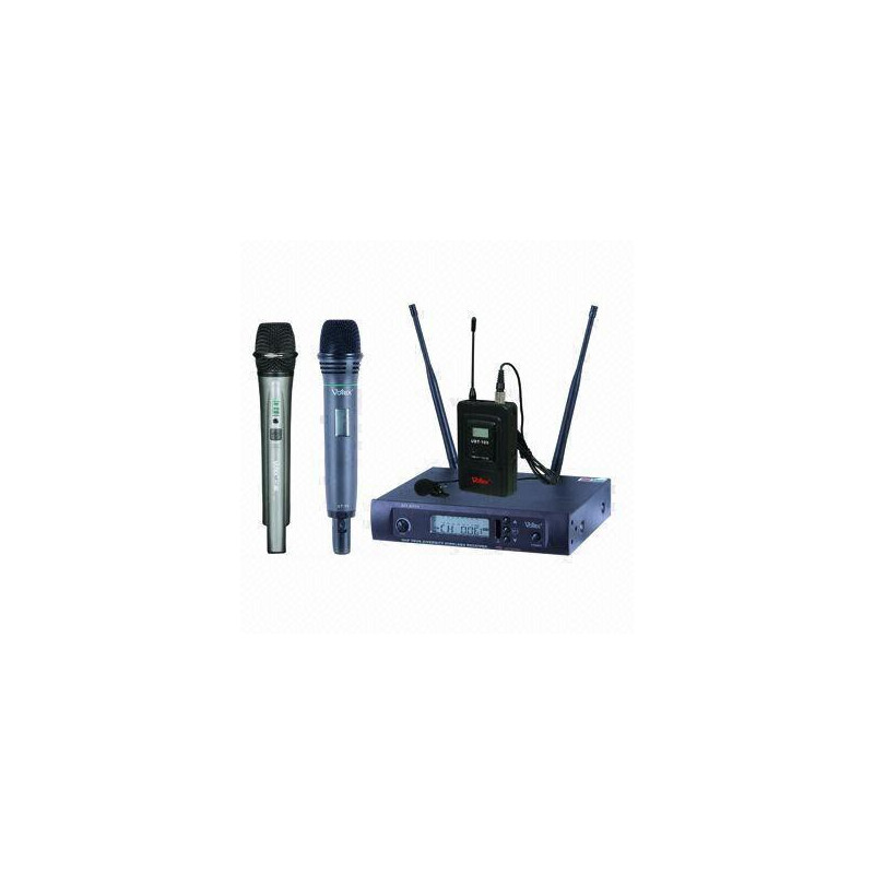 WIRELESS MICROPHONE PLL UHF