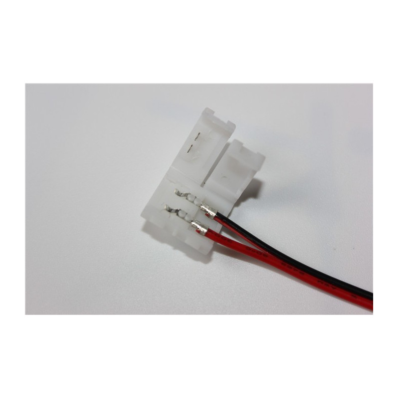 3014 2-PIN DOUBLE SIDED WIRED CLIP