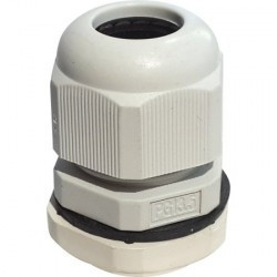 FITTING WATER PROOF PG-16 WHITE