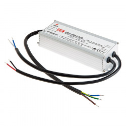 POWER SUPPLY, LED DIMMABLE, 12V 10A 120W, HLG-120H-12B