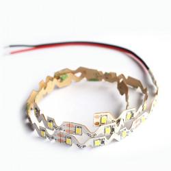 LED S-SHAPE STRIP, 3528, 60LED, COLD WHITE, 1M