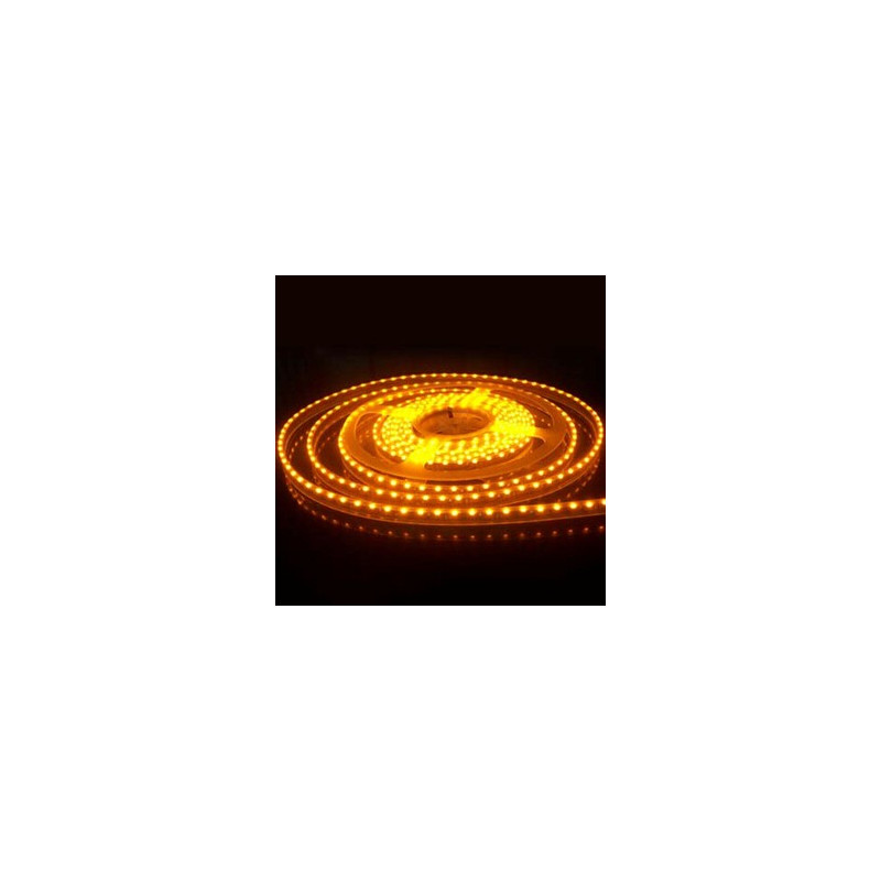 LED STRIP, SIDE EMITTING ORANGE /METER
